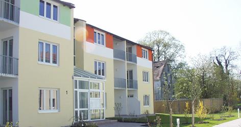 Herzlich Willkommen Hans Hinterberger Wohnbau Gmbh